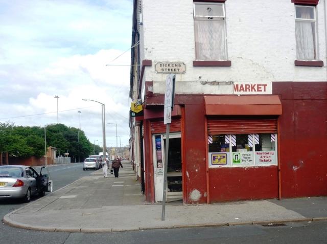 Dickens Street in 2010