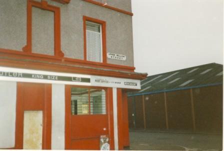 Upper William St 1990: