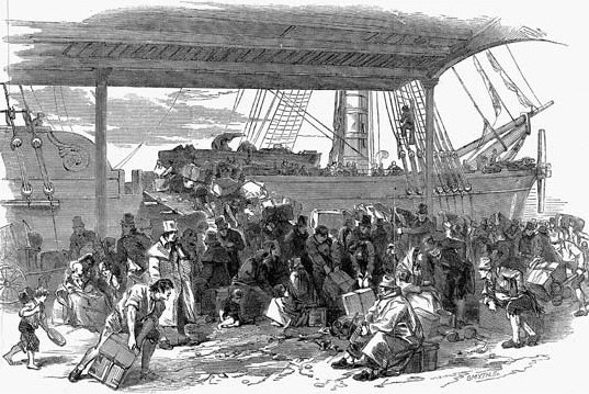 Illustrated London News July 06 1850